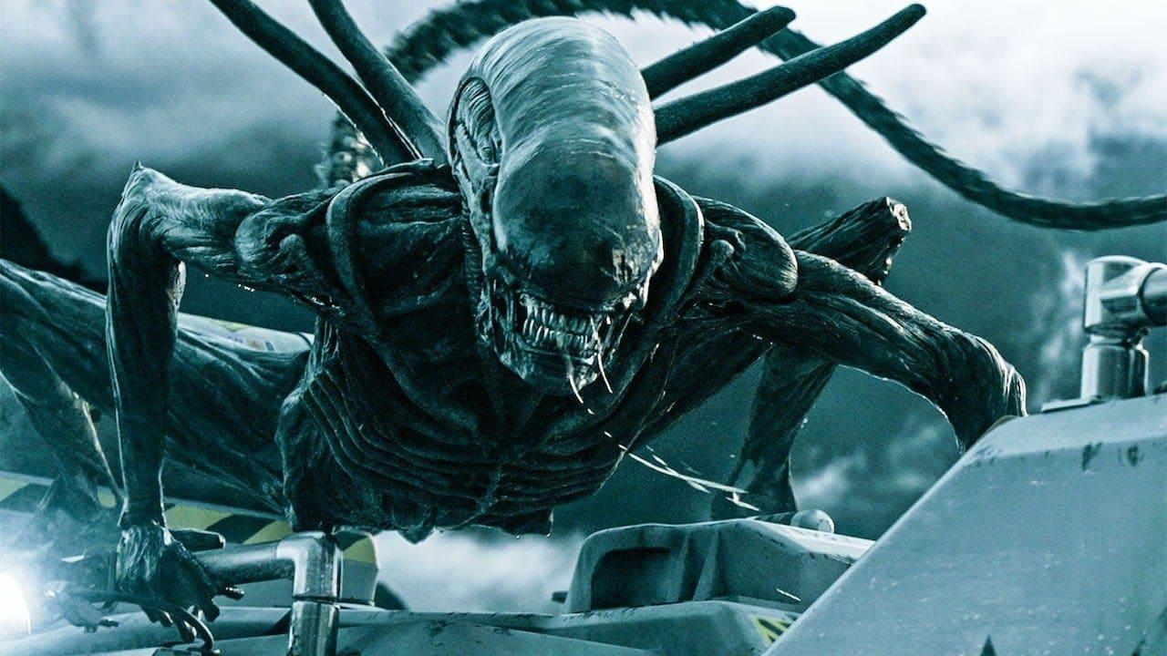Un extrait du film Alien