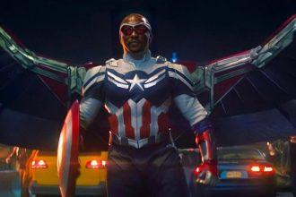 Sam Wilson, le nouveau Captain America