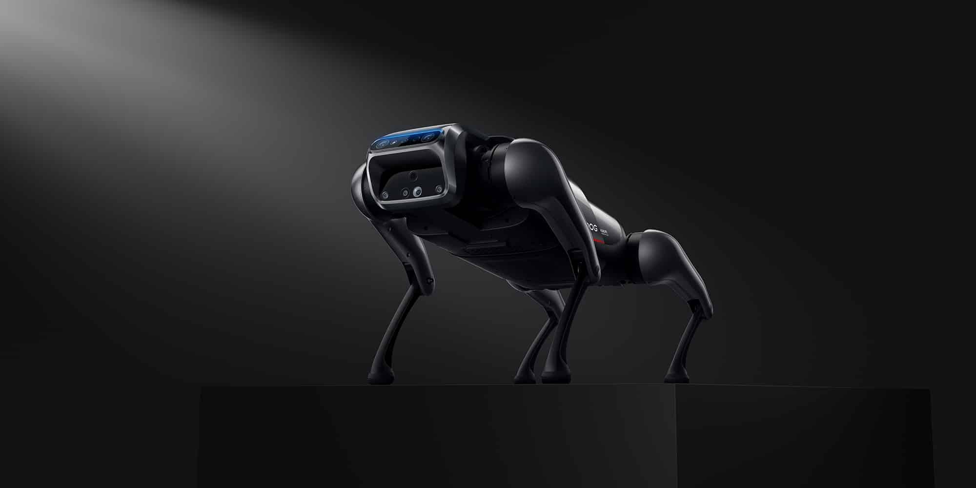 Le chien robot de Xiaomi