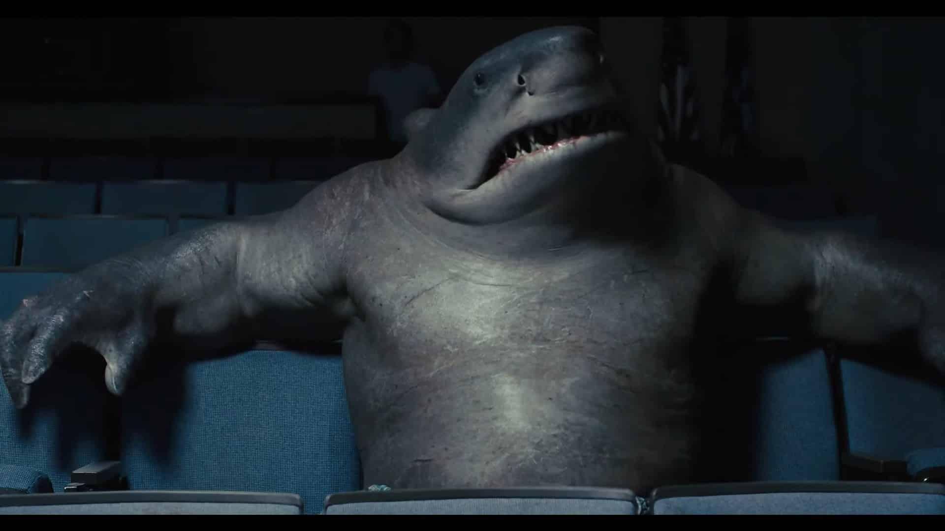 King Shark dans Suicide Squad