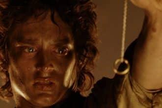 Elijah Wood dans Le Seigneur des Anneaux