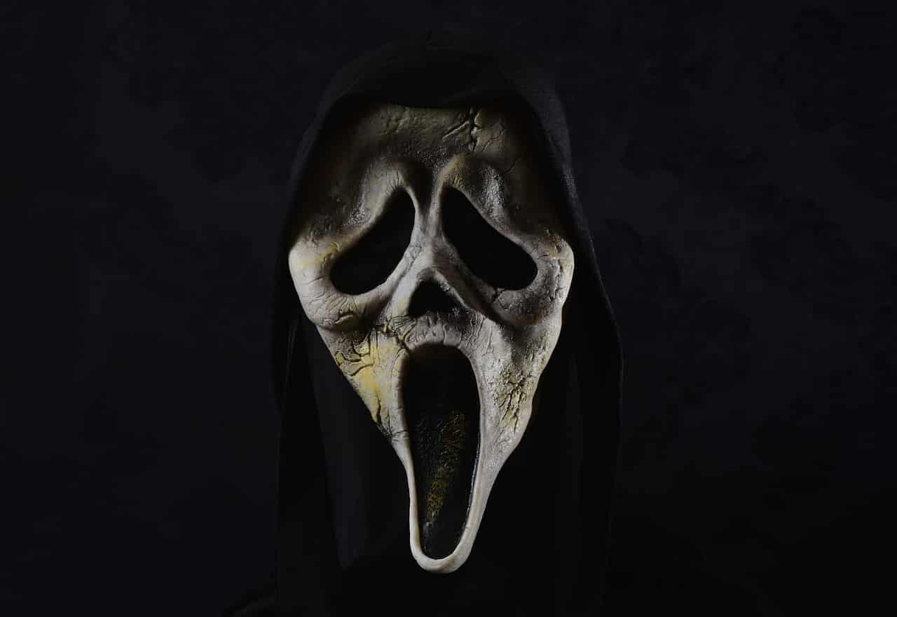 Le masque de Scream