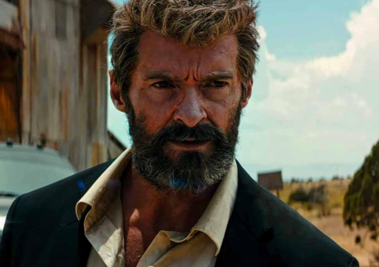 Hugh Jackman dans Logan, le dernier film de Wolverine