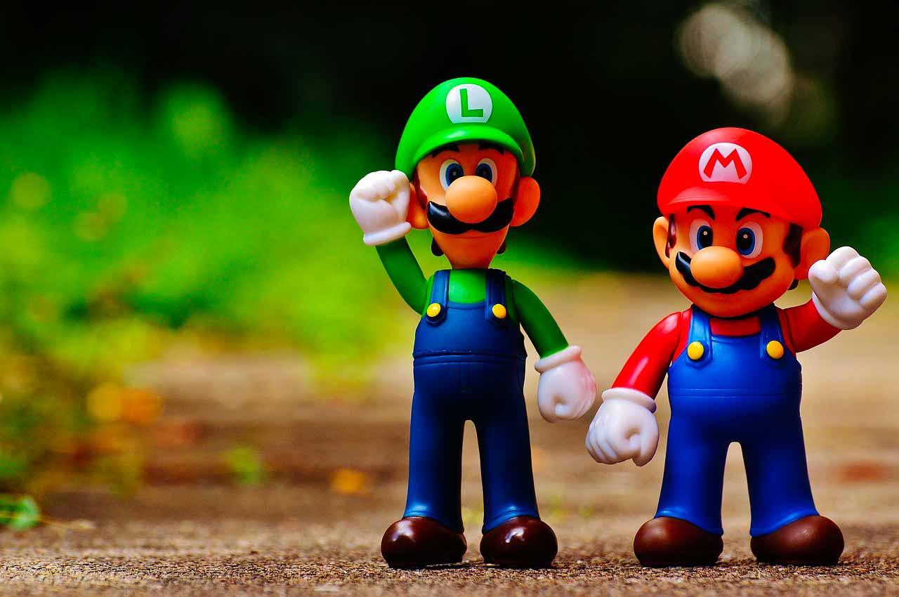 Le film d'animation Mario dévoile sa date de sortie et son casting