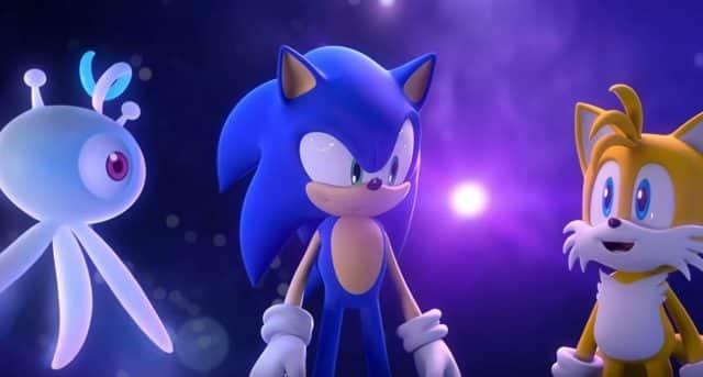 Un extrait de Sonic Colors Ultimate