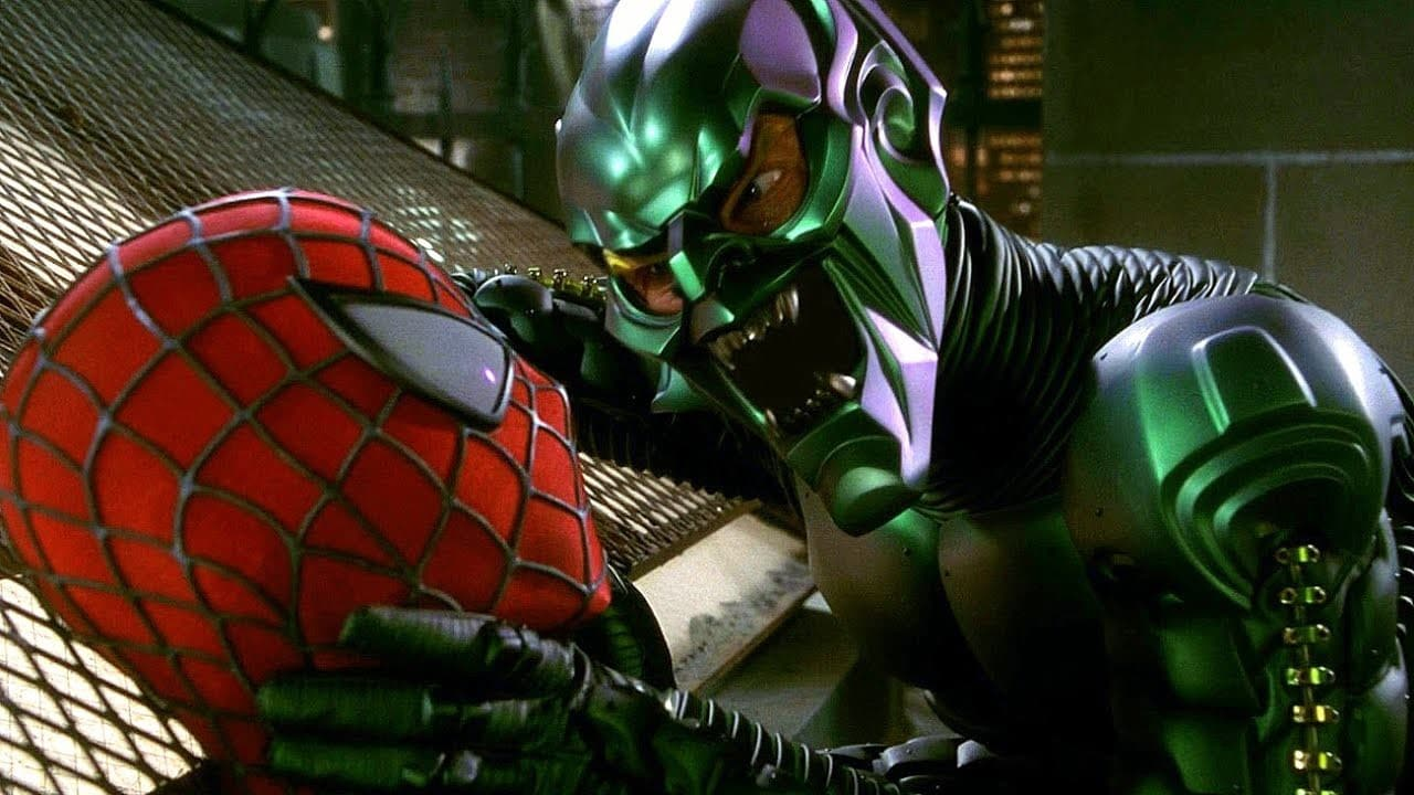 Le Bouffon Vert face à Spider-Man