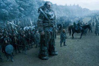 Un extrait de Game of Thrones