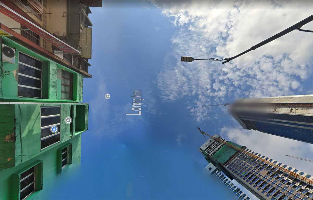 Quand Google Maps vous propose d'aller dans le ciel