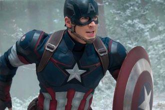 Un extrait de Captain America