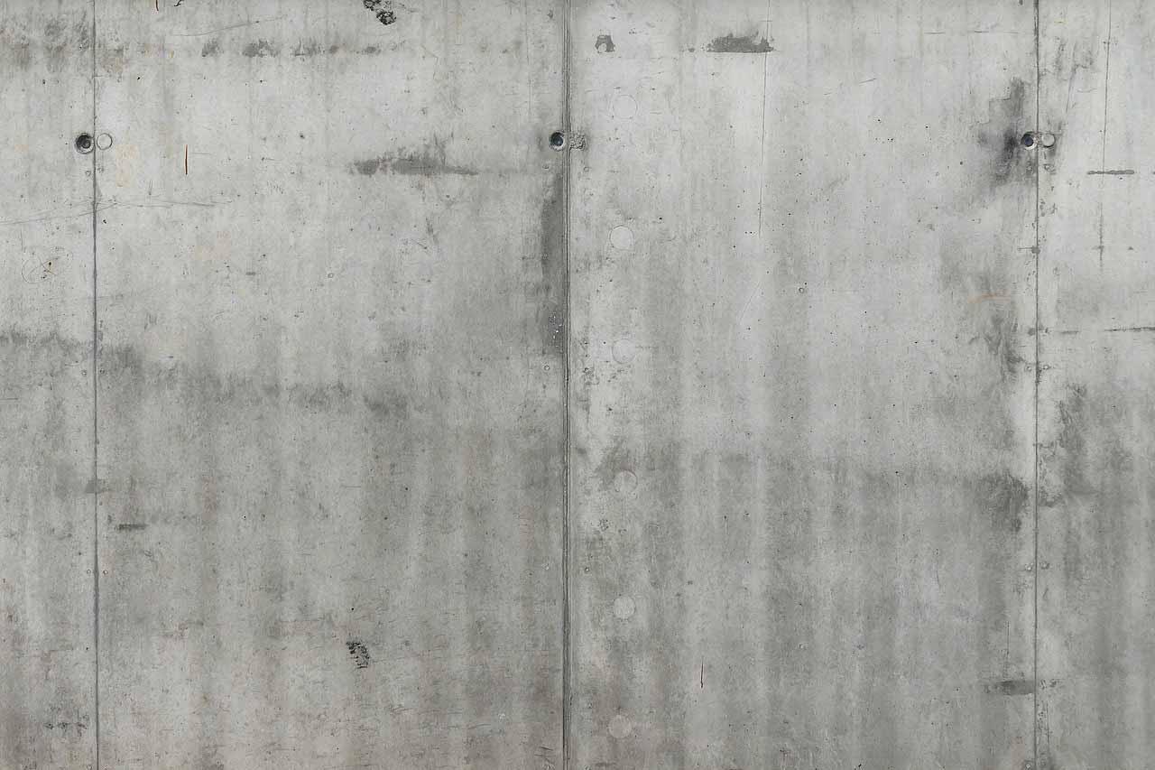 Un mur de béton en photo