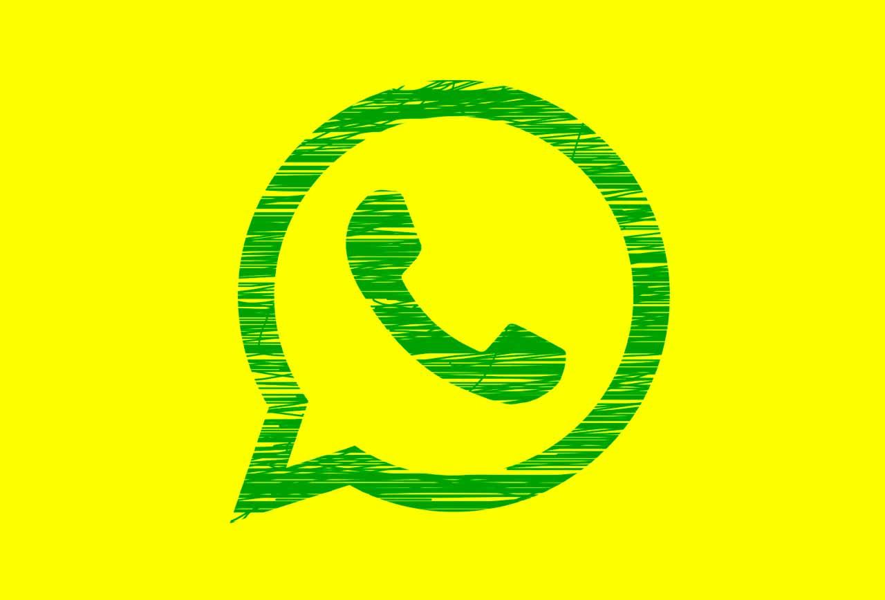 Le logo de WhatsApp