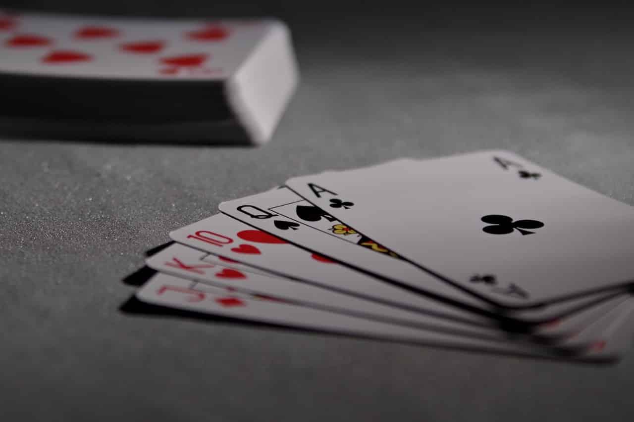 Des cartes à jouer