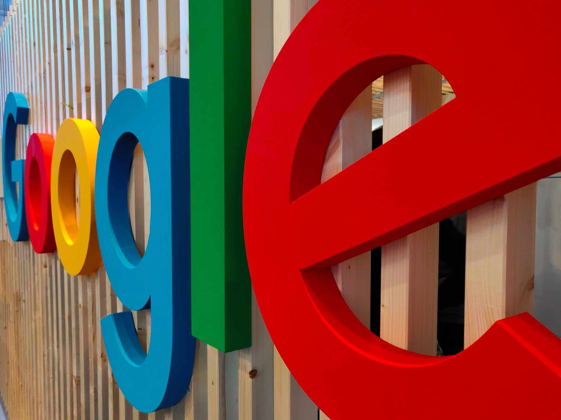 Le logo de Google