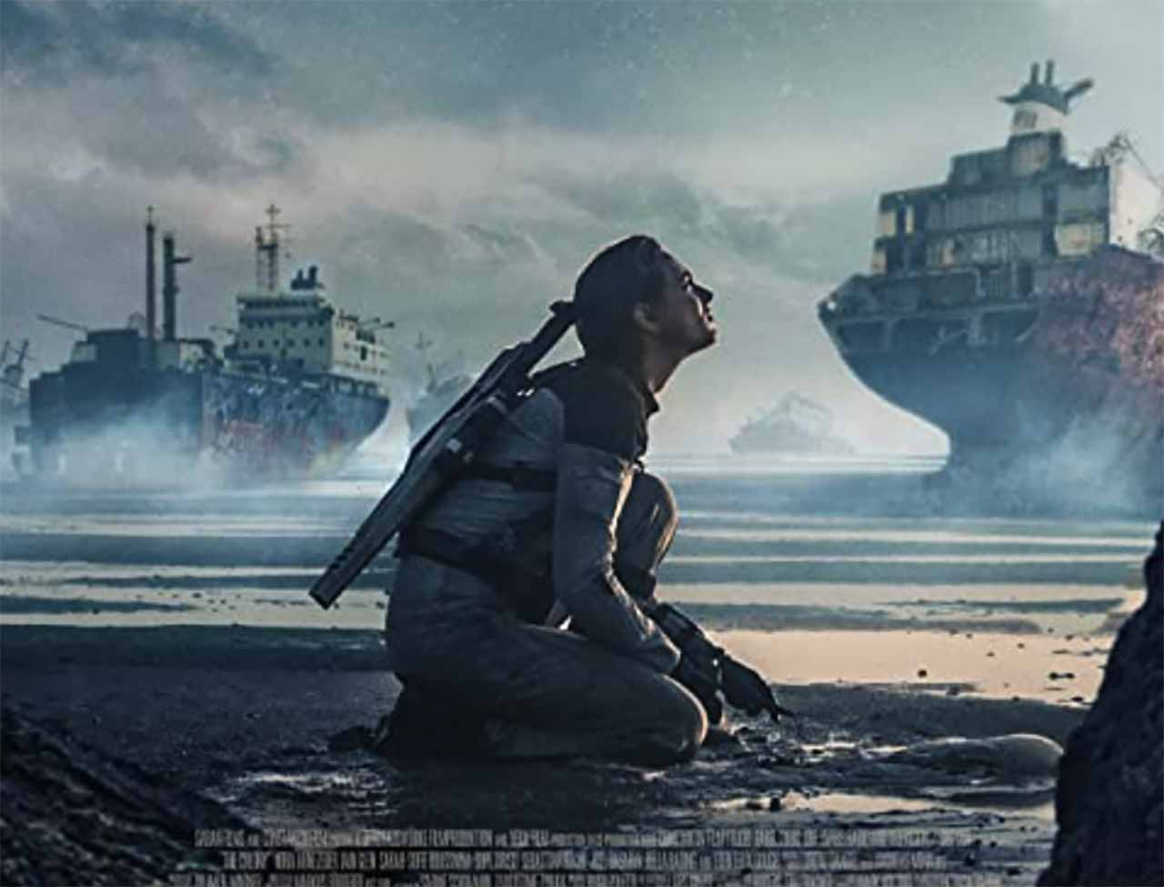 L'affiche du film La Colonie