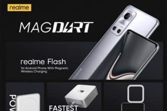 Le MagDart de Realme