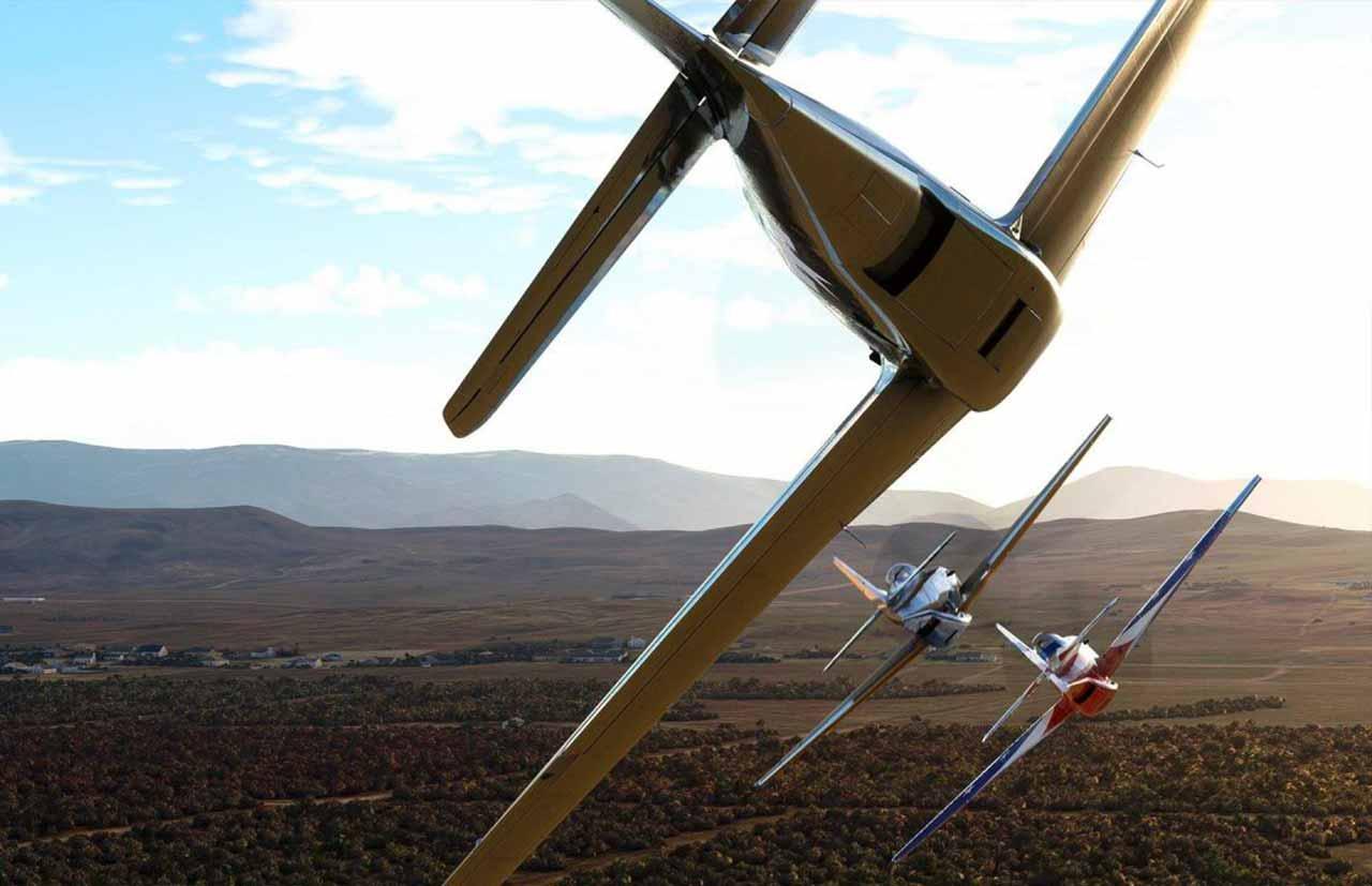 Une image de Flight Simulator