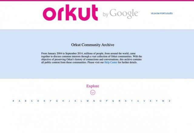 Orkut, petit réseau social parti trop tôt