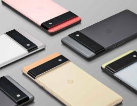 Google a dévoilé de précieuses informations sur les Pixel 6