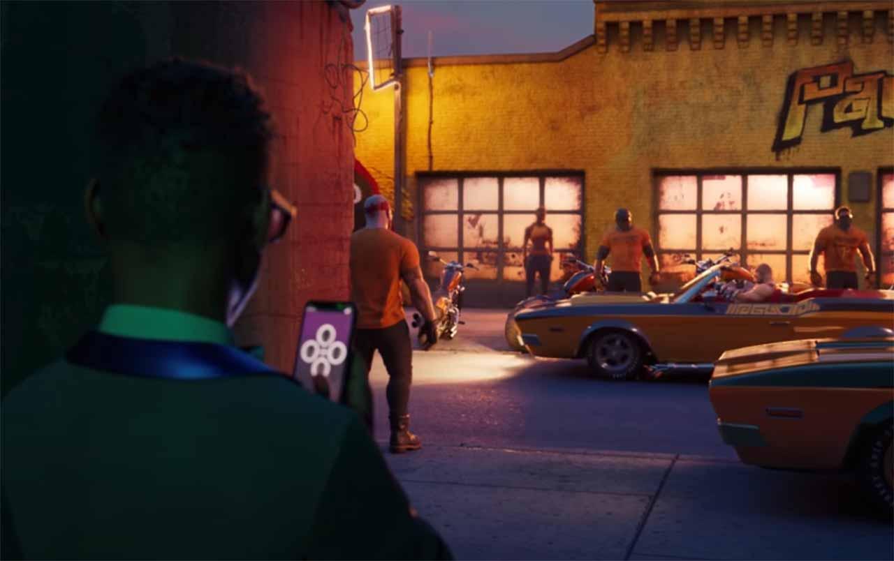 Un extrait de la bande annonce du reboot de Saints Row