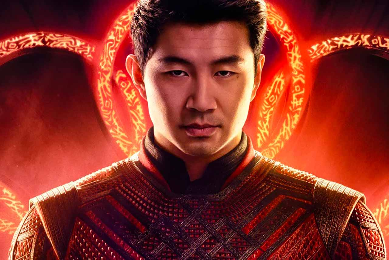 L'affiche de Chang Chi and the Legend of the Ten Rings