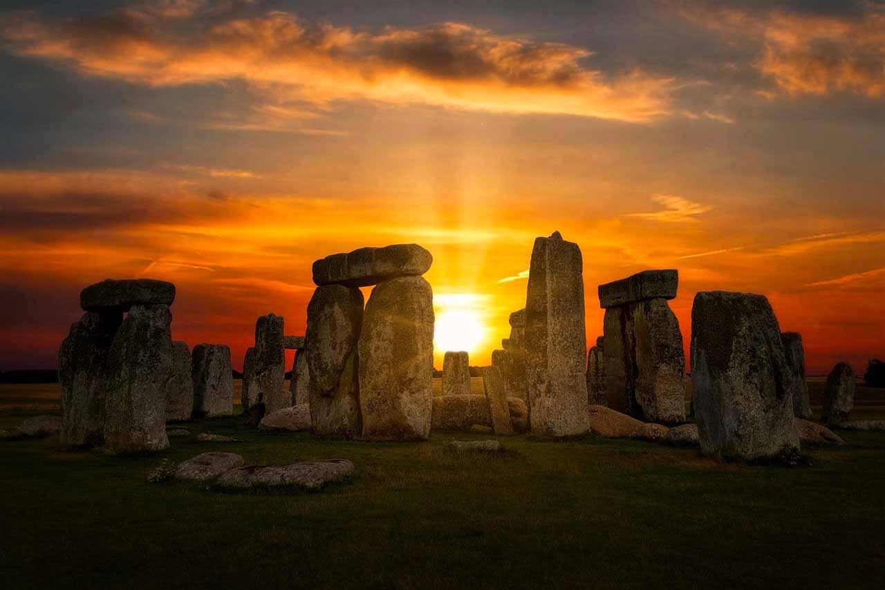 Une photo de Stonehenge
