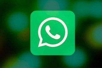 L'icône de WhatsApp