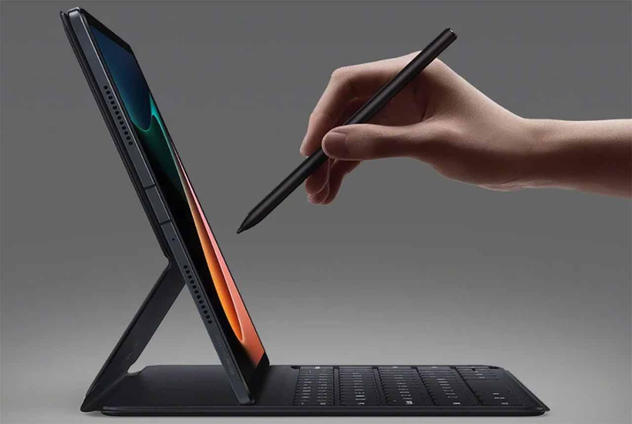 Une photo de la nouvelle tablette de Xiaomi