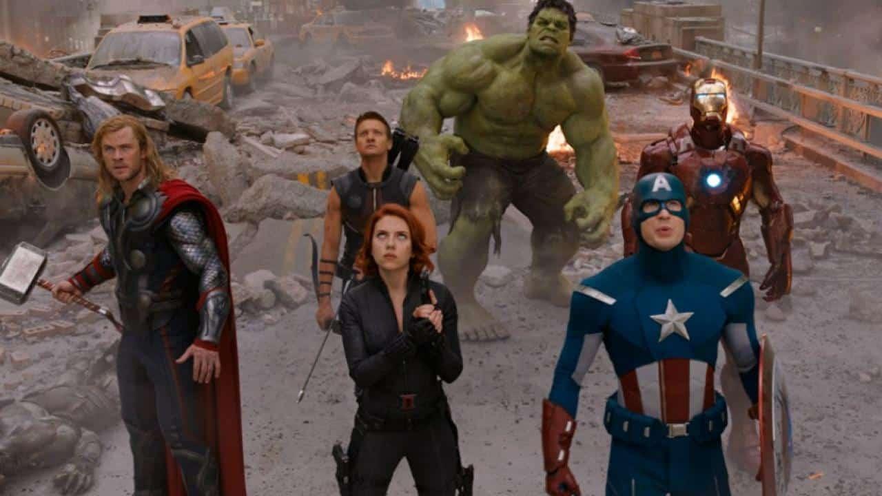 Un extrait des Avengers