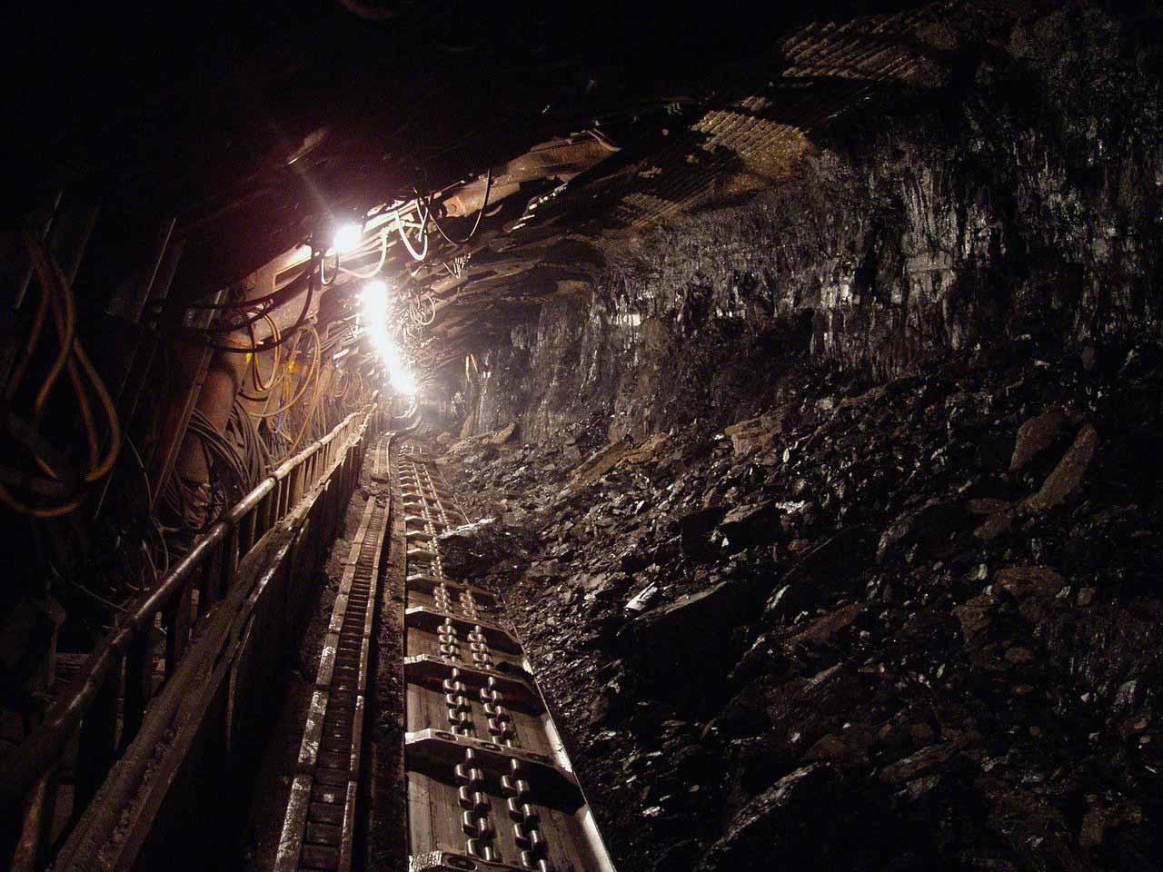 Il ne reste presque plus de charbon extractible
