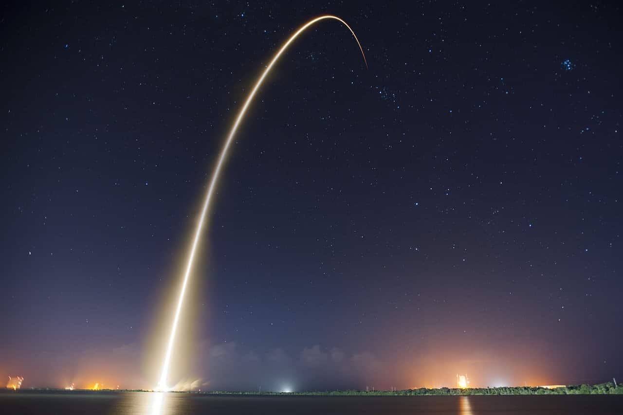 SpaceX : il y a un code caché dans la photo des touristes qui sont allés dans l'espace