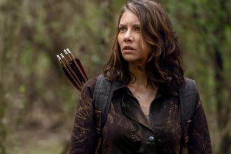 Maggie dans The Walking Dead
