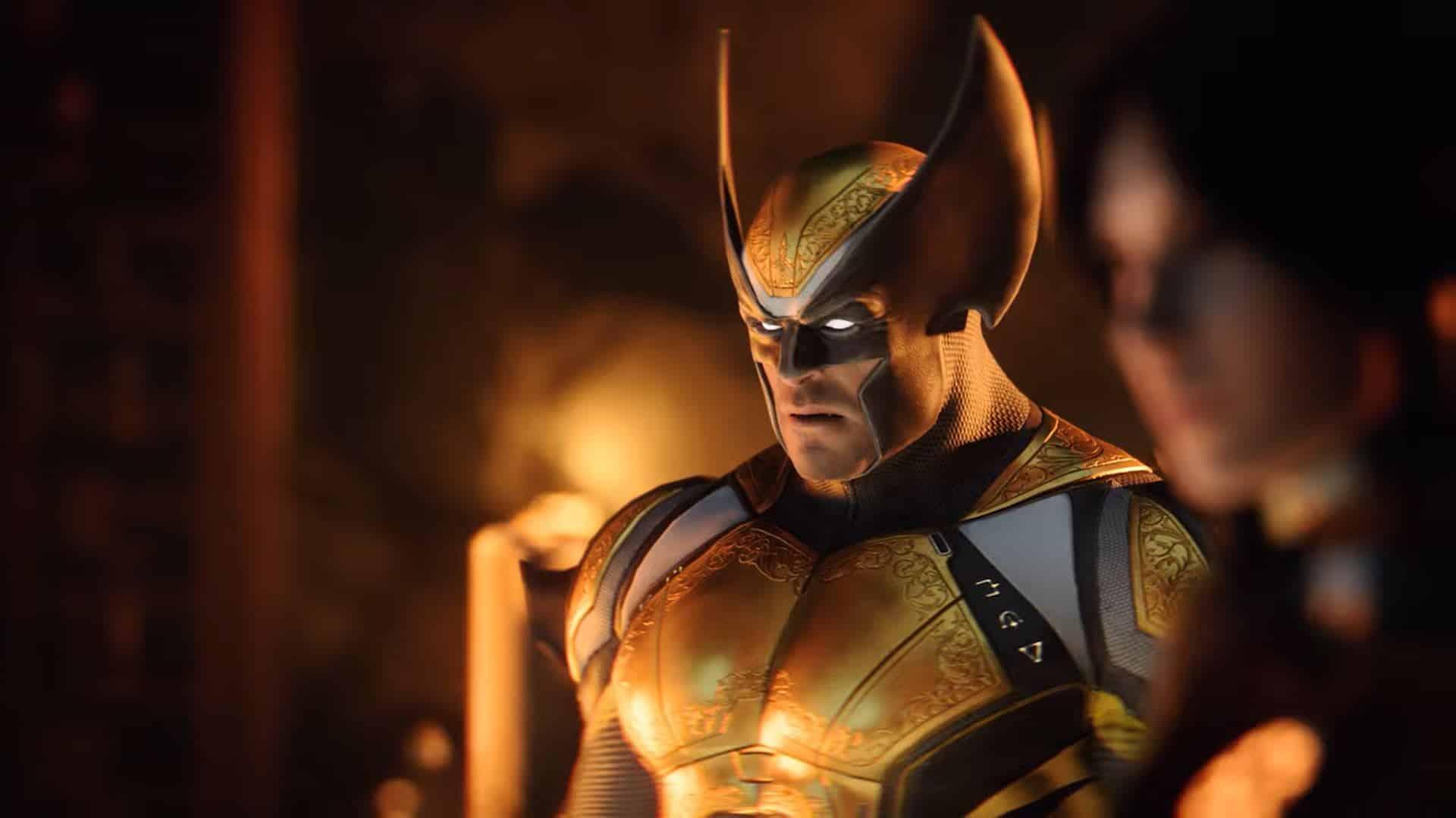 Wolverine dans Marvel's Midnight Suns