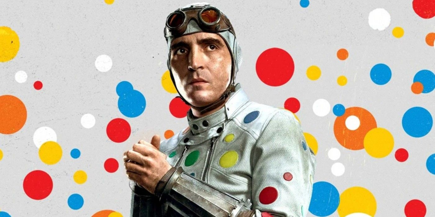 Polka Dot Man dans The Suicide Squad