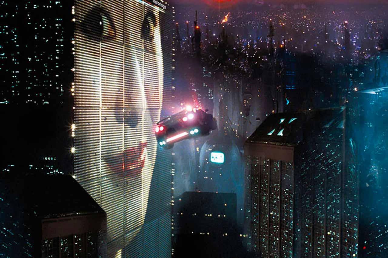 Une image du film Blade Runner