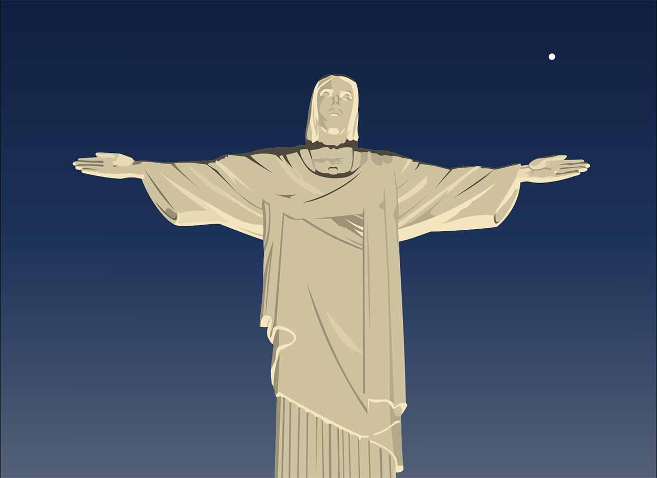 Le Christ Rédempteur de Rio