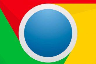 Le logo de Google Chrome