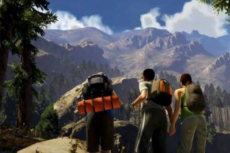 Une image extraite de la bande annonce de GTA 5
