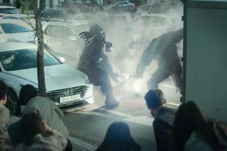Un extrait de la bande annonce de la série Hellbound - crédits Netflix