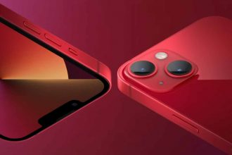 L'iPhone 13 en version rouge