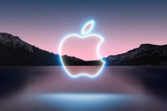 Le visuel de l'invitation envoyée par Apple à la presse