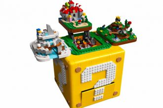 Un nouveau set LEGO