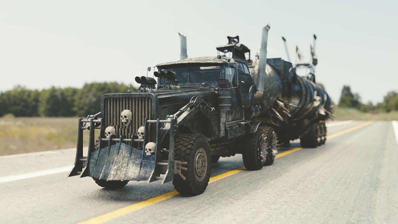 Une image de Mad Max