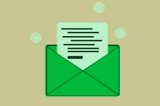 Une image représentant un courriel