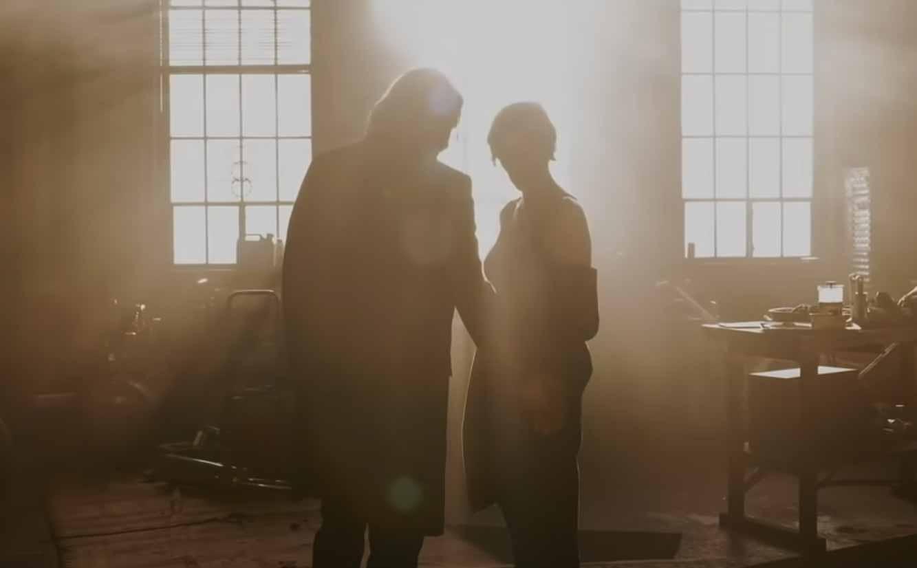 Un extrait de la vidéo de Matrix 4 - crédits Warner
