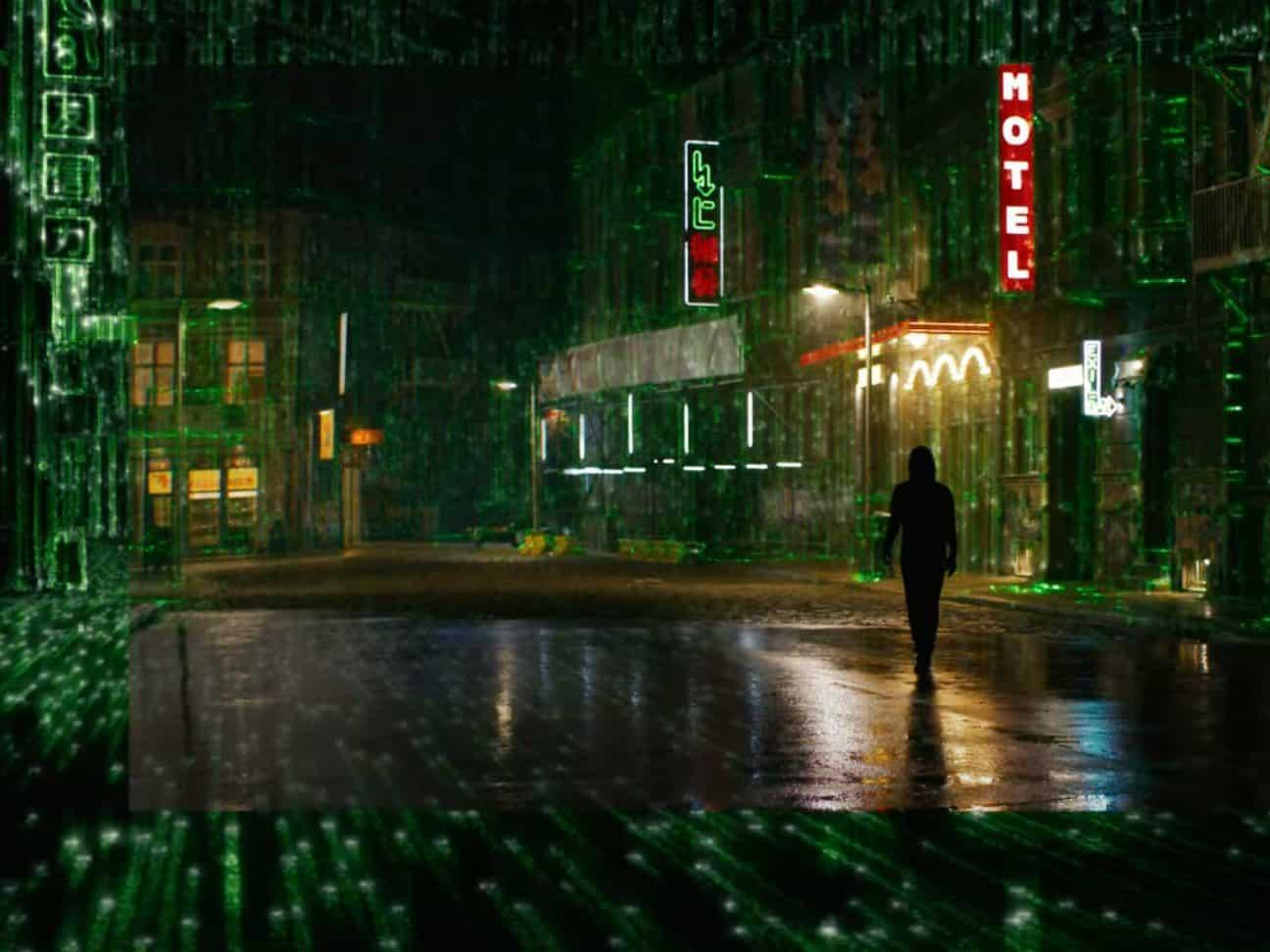 Matrix 4 : l'étrange théorie autour de Morpheus