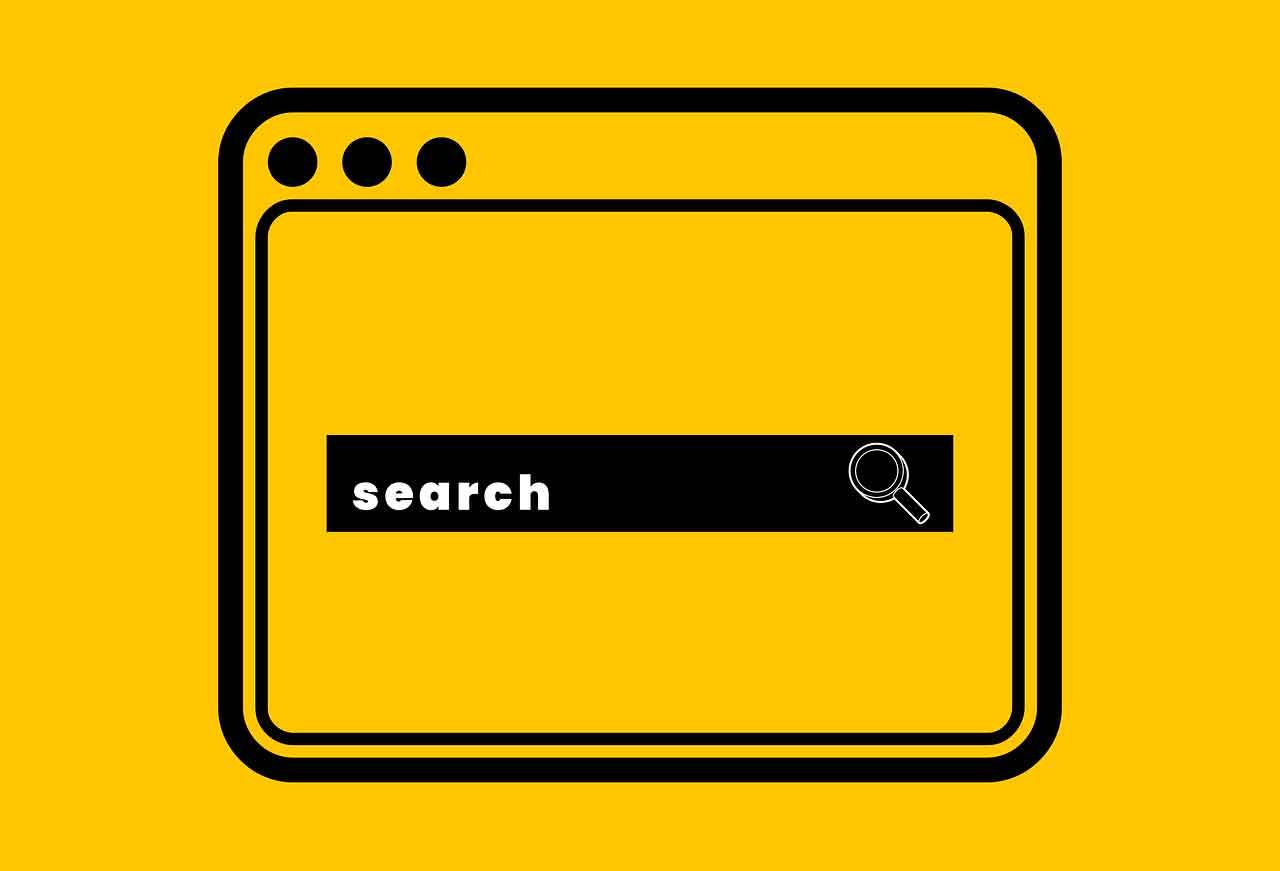Une image représentant une recherche