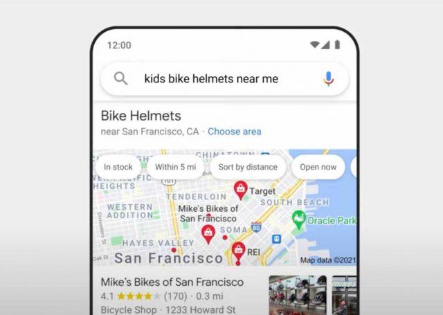 Du neuf pour Google Shopping