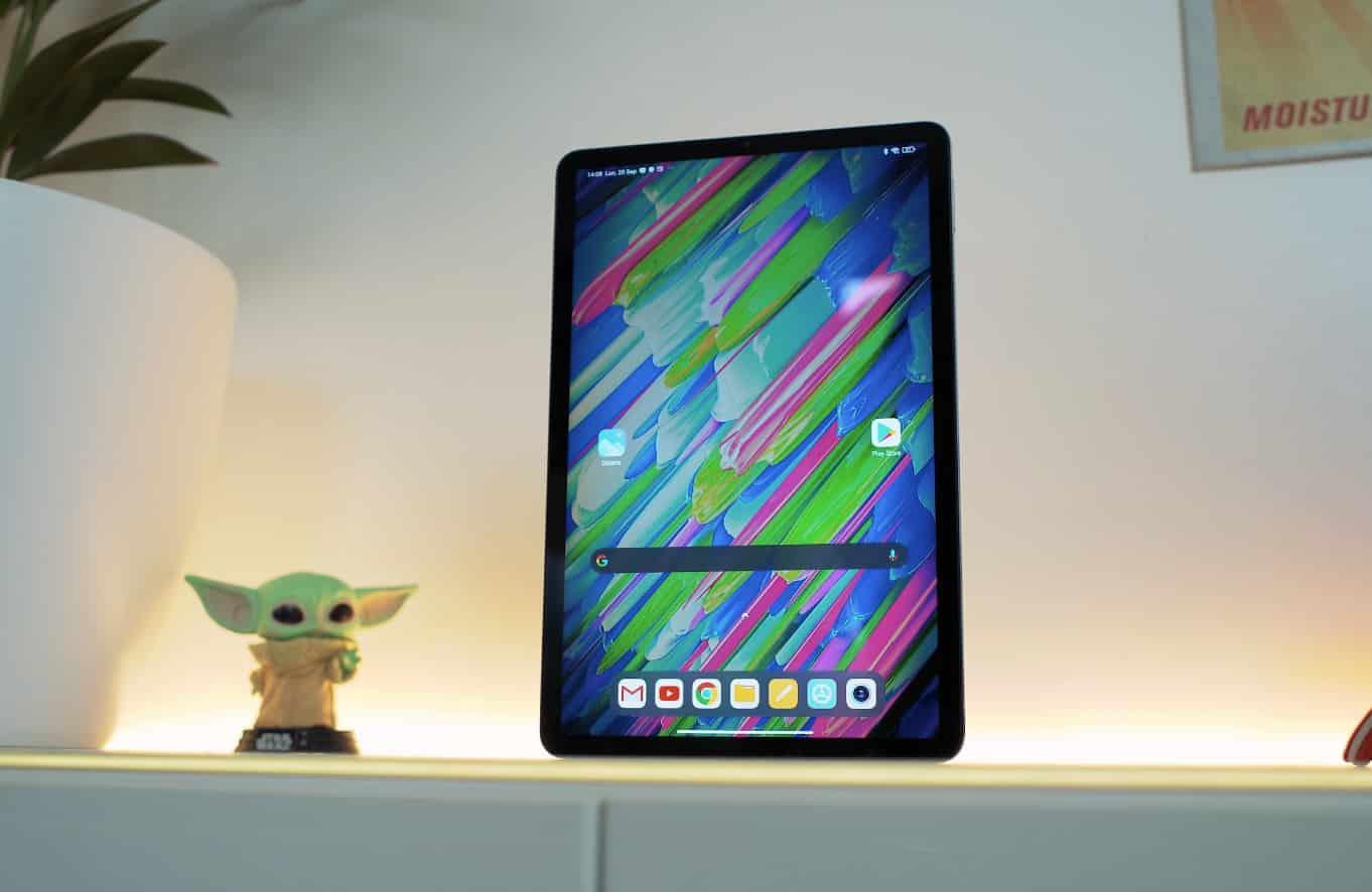 La Xiaomi Pad 5 est dotée d'un très bel écran