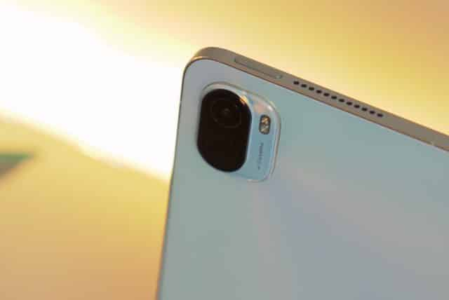 La Xiaomi Pad 5 met le paquet sur les haut-parleurs