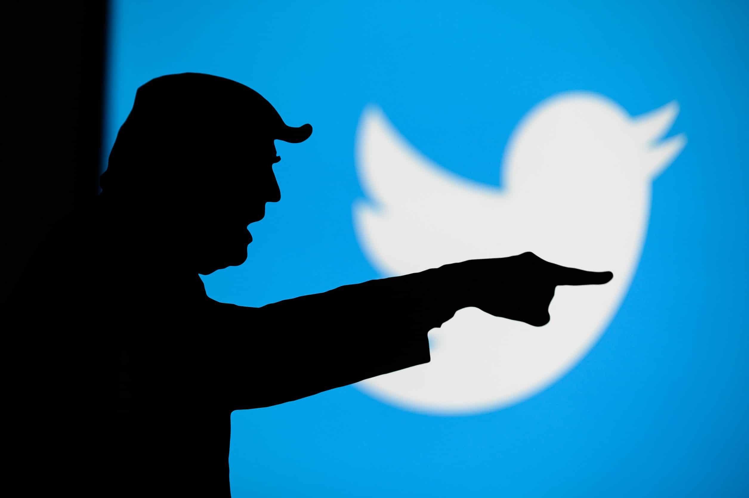 Non, Twitter a eu raison de virer Trump selon ce juge